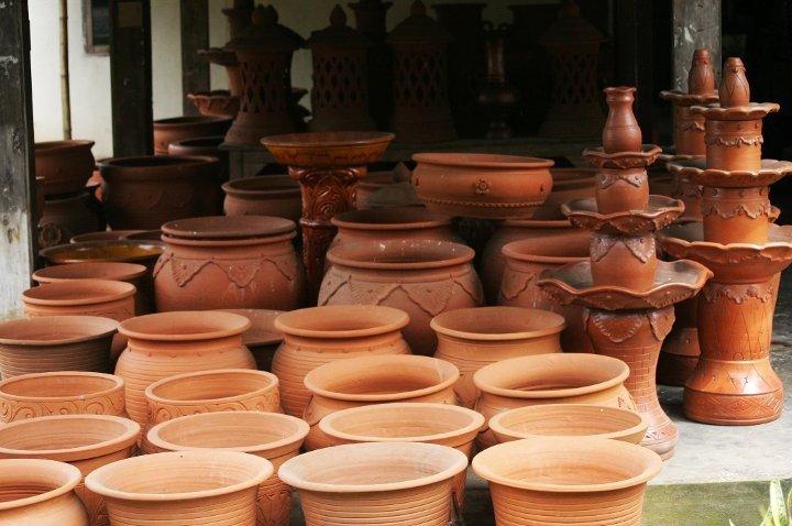 Pottery at Pulutan