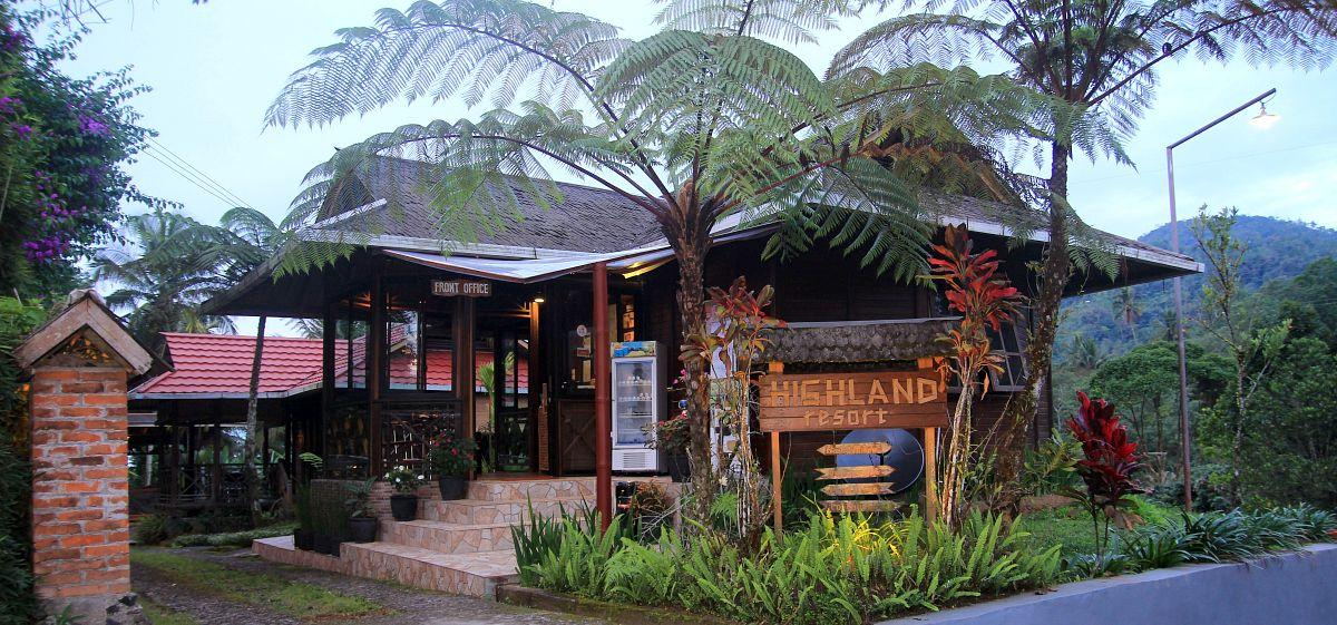 Highland Resort Front Office